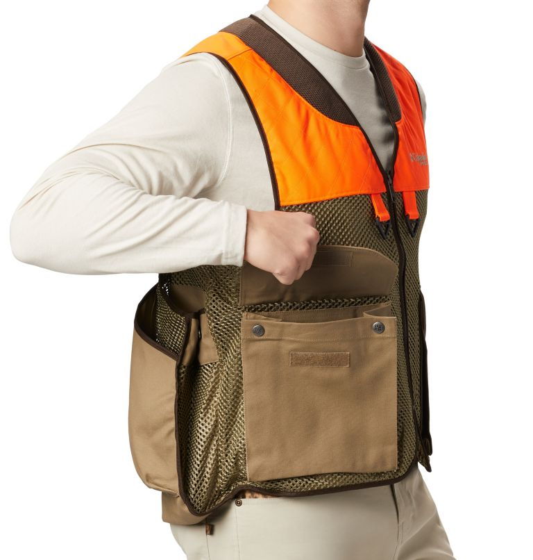 Ptarmigan™ Bird Vest | 250 | L Men's PHG Ptarmigan™ Bird Vest, Flax, a3