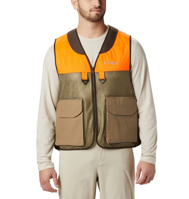 Men's PHG Ptarmigan™ Bird Vest Men's PHG Ptarmigan™ Bird Vest, front