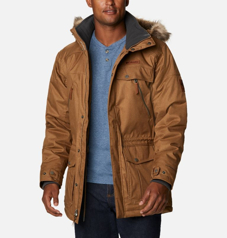 Columbia Barlow Pass 550 TurboDown Men's Jacket + $20 GC