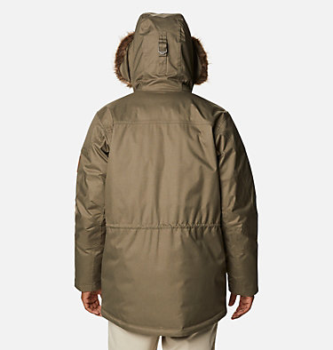 Men's Barlow Pass 550 TurboDown™ Jacket Barlow Pass 550 TurboDown™ Jacket | 397 | L, Stone Green, back