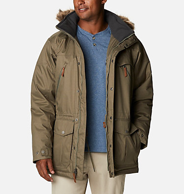Men's Barlow Pass 550 TurboDown™ Jacket Barlow Pass 550 TurboDown™ Jacket | 397 | L, Stone Green, front