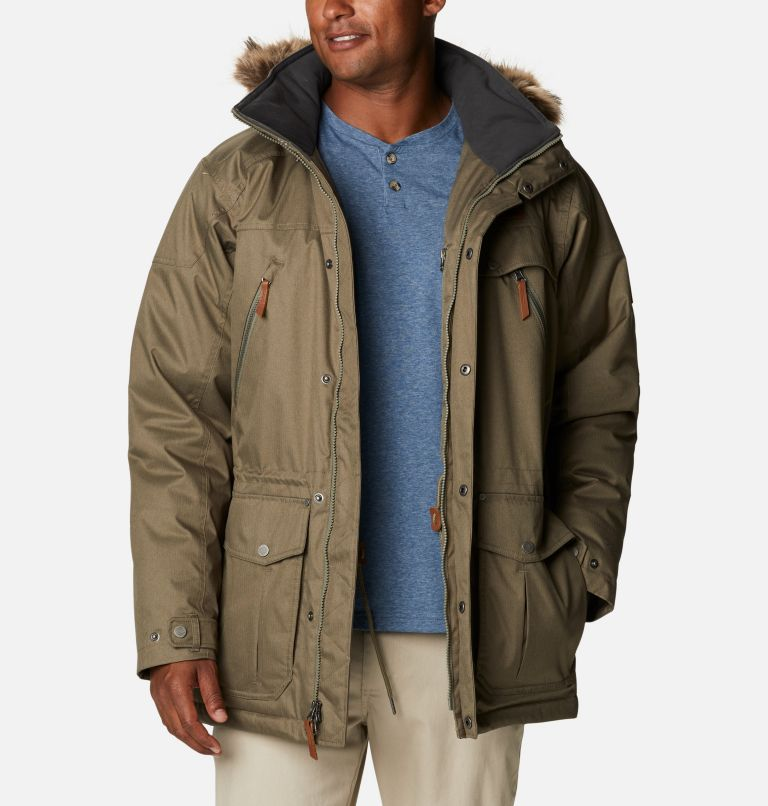 Men's Barlow Pass 550 TurboDown™ Jacket Men's Barlow Pass 550 TurboDown™ Jacket, front