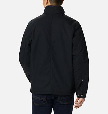 Men's Loma Vista™ Jacket Loma Vista™ Jacket   023   L, Black, Mountain Red Plaid, back