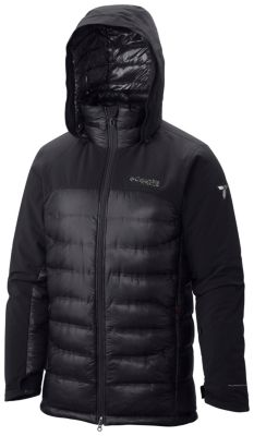 Hooded Jacket Men's Heatzone Turbodown™ 1000 Pk0wONZ8nX