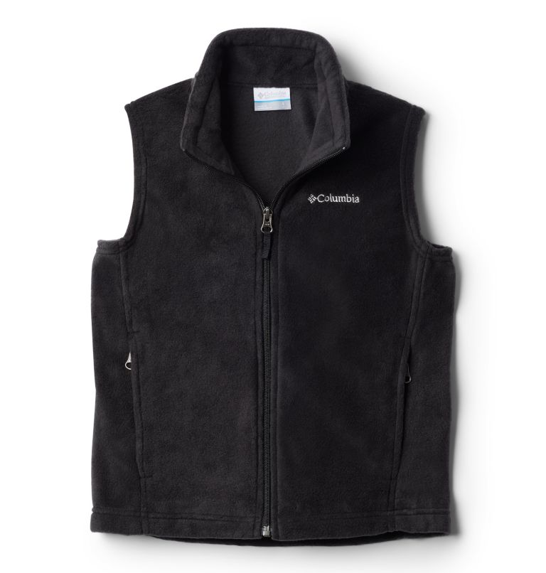 Boys' Steens Mountain™ Fleece Vest Boys' Steens Mountain™ Fleece Vest, front