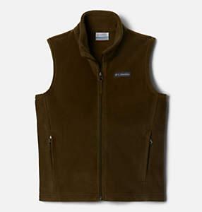Boys' Steens Mountain™ Fleece Vest