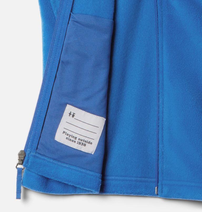 Steens Mtn™ Fleece Vest | 432 | L Boys' Steens Mountain™ Fleece Vest, Bright Indigo, a1
