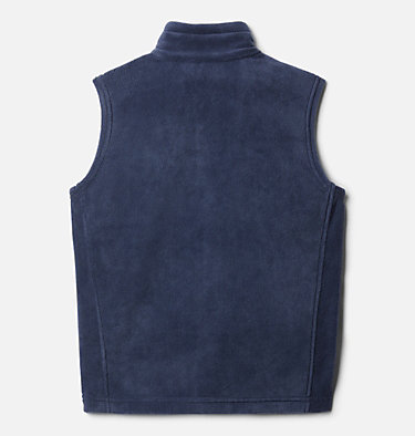 Boys' Steens Mountain™ Fleece Vest Steens Mtn™ Fleece Vest | 327 | M, Collegiate Navy, back