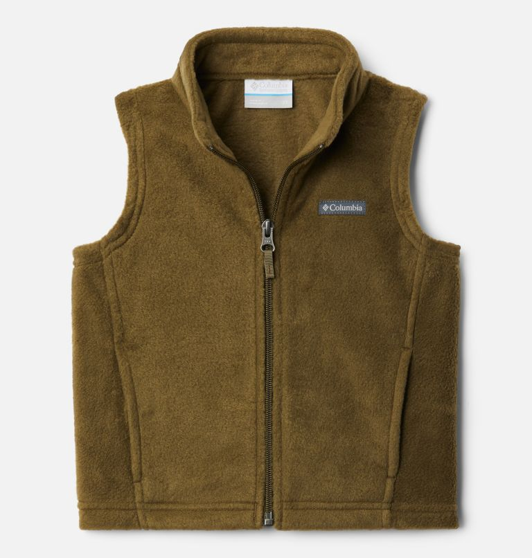 Boys' Toddler Steens Mountain™ Fleece Vest Boys' Toddler Steens Mountain™ Fleece Vest, front