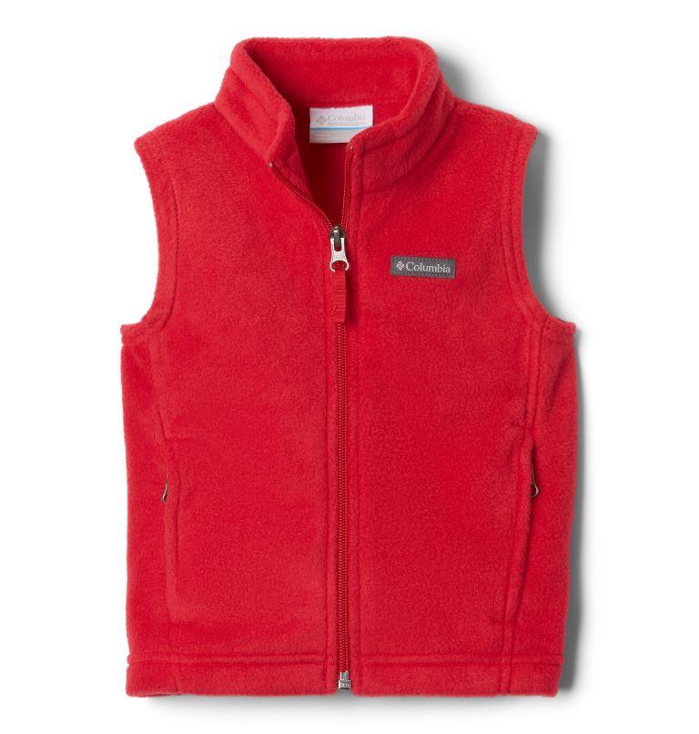 Boys' Toddler Steens Mountain™ Fleece Vest Boys' Toddler Steens Mountain™ Fleece Vest, front