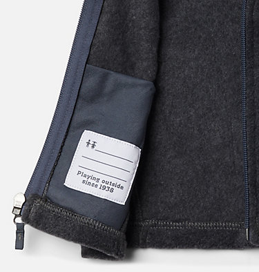 Infant Steens Mountain™ Fleece Vest Steens Mtn™ Fleece Vest   464   12/18, Charcoal Heather, a1