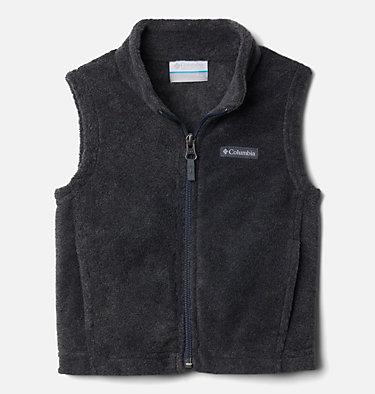 Infant Steens Mountain™ Fleece Vest Steens Mtn™ Fleece Vest   464   12/18, Charcoal Heather, front