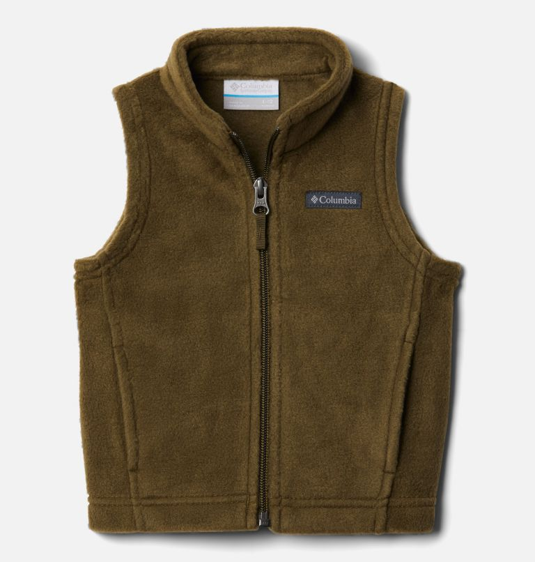 Infant Steens Mountain™ Fleece Vest Infant Steens Mountain™ Fleece Vest, front