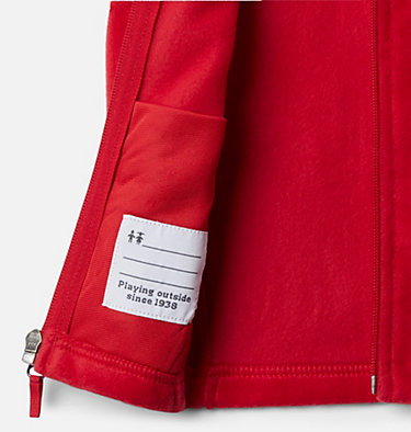 Infant Steens Mountain™ Fleece Vest Steens Mtn™ Fleece Vest   464   12/18, Mountain Red, a1