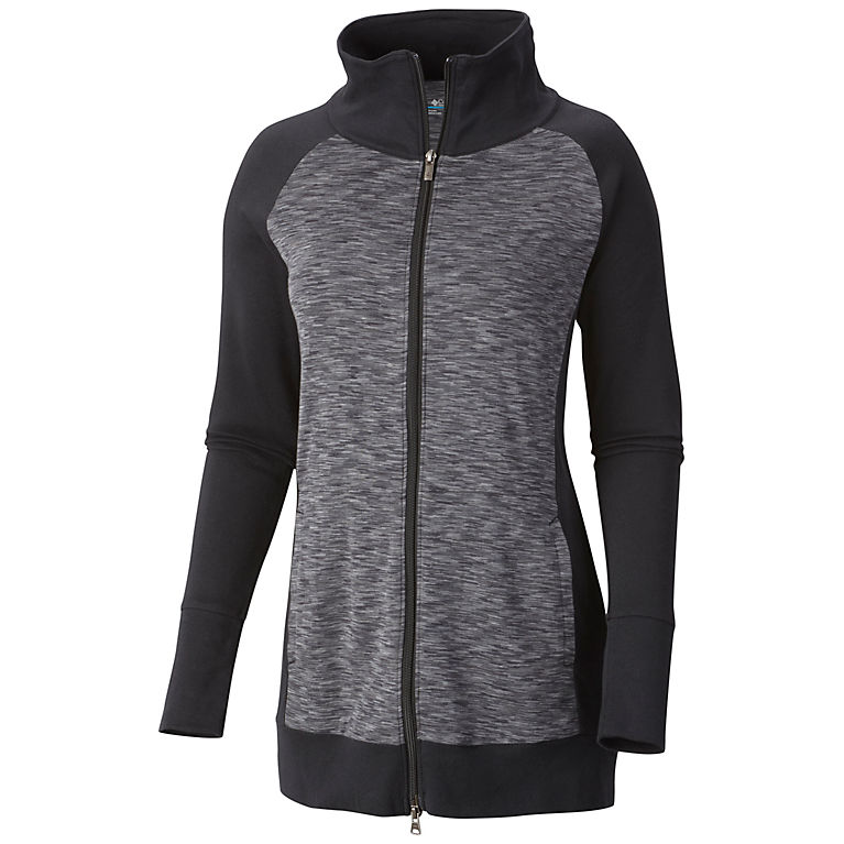 Women's OuterSpaced™ Hybrid Long Full Zip Jacket