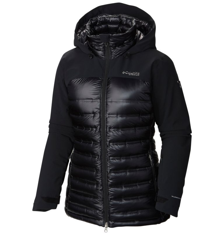 Veste à capuche Heatzone 1000 TurboDown™ Femme Veste à capuche Heatzone 1000 TurboDown™ Femme, front