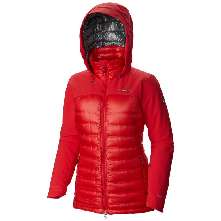 ca34a48292254d Women's Heatzone 1000 TurboDown Hooded Jacket | Columbia.com