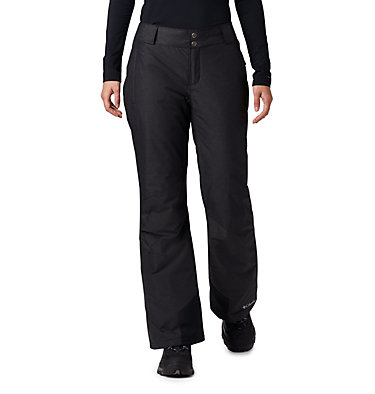 Women's Bugaboo™ Omni-Heat Insulated Snow Pants Bugaboo™ OH Pant | 462 | XS, Black, Black, front
