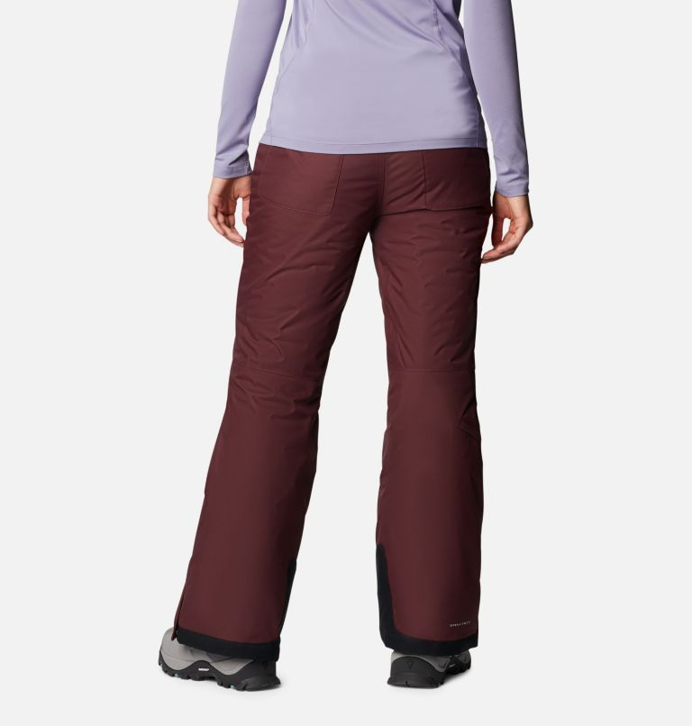 Women's Bugaboo™ Omni-Heat Insulated Snow Pants Women's Bugaboo™ Omni-Heat Insulated Snow Pants, back