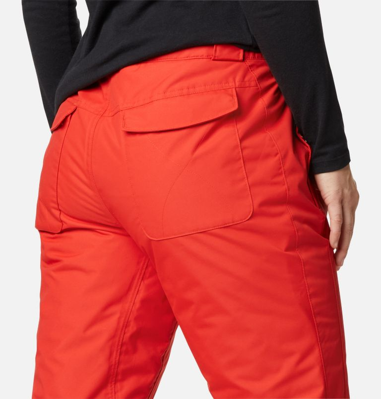 Bugaboo™ OH Pant | 843 | XS Women's Bugaboo™ Omni-Heat Insulated Snow Pants, Bold Orange, a4