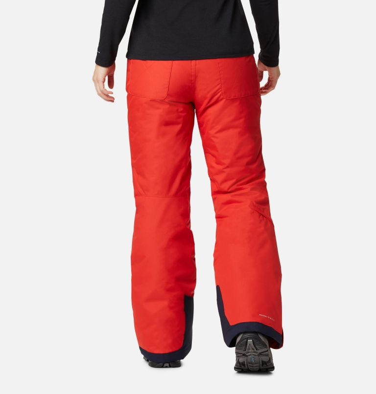Bugaboo™ OH Pant | 843 | XS Women's Bugaboo™ Omni-Heat Insulated Snow Pants, Bold Orange, back