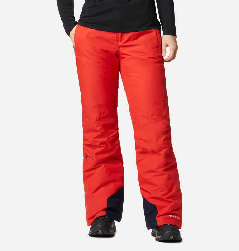 Bugaboo™ OH Pant | 843 | XS Women's Bugaboo™ Omni-Heat Insulated Snow Pants, Bold Orange, front