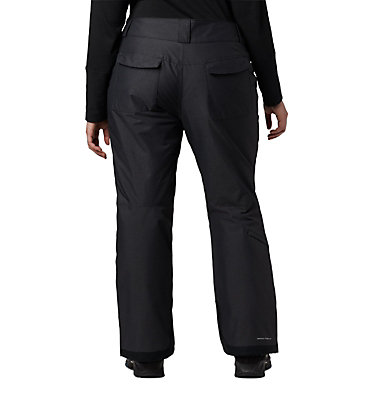 Women's Bugaboo™ Omni-Heat™ Pants - Plus Size Bugaboo™ OH Pant | 031 | 3X, Black, Black, back