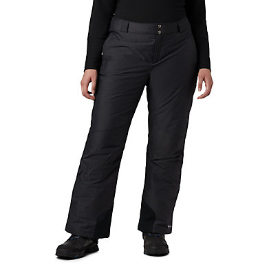 Women's Bugaboo™ Omni-Heat™ Pants - Plus Size Bugaboo™ OH Pant | 031 | 3X, Black, Black, front