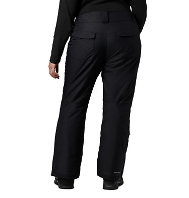 Women's Bugaboo™ Omni-Heat™ Pants - Plus Size Bugaboo™ OH Pant | 031 | 3X, Black, back