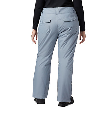 Women's Bugaboo™ Omni-Heat™ Pants - Plus Size Bugaboo™ OH Pant | 034 | 2X, Tradewinds Grey, back