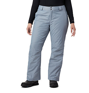 Women's Bugaboo™ Omni-Heat™ Pants - Plus Size Bugaboo™ OH Pant | 031 | 3X, Tradewinds Grey, front