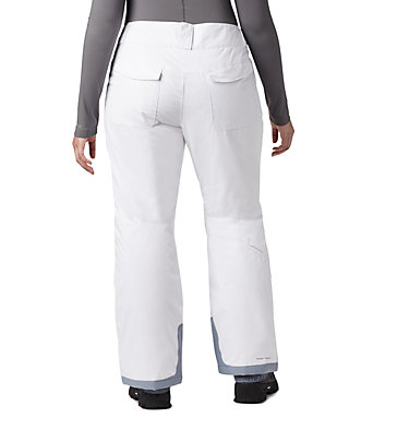 Women's Bugaboo™ Omni-Heat™ Pants - Plus Size Bugaboo™ OH Pant | 031 | 3X, White, back