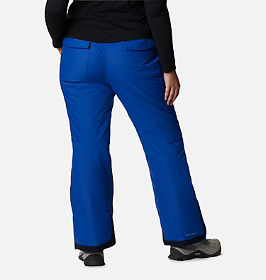 Women's Bugaboo™ Omni-Heat™ Pants - Plus Size Bugaboo™ OH Pant | 031 | 3X, Lapis Blue, back