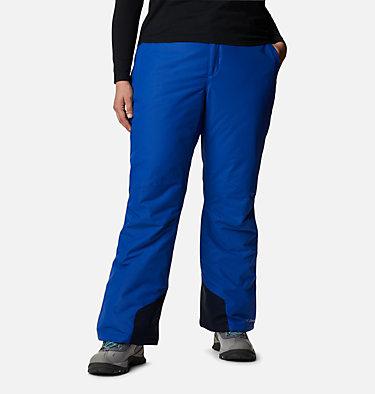 Women's Bugaboo™ Omni-Heat™ Pants - Plus Size Bugaboo™ OH Pant | 671 | 3X, Lapis Blue, front