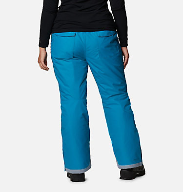 Women's Bugaboo™ Omni-Heat™ Pants - Plus Size Bugaboo™ OH Pant | 671 | 3X, Fjord Blue, back