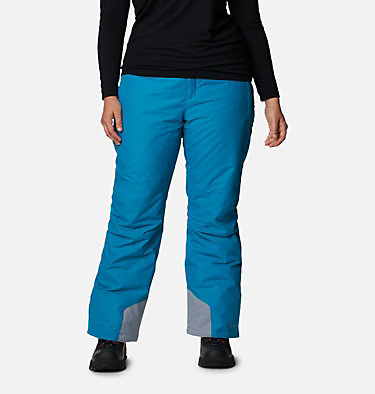 Women's Bugaboo™ Omni-Heat™ Pants - Plus Size Bugaboo™ OH Pant | 031 | 3X, Fjord Blue, front