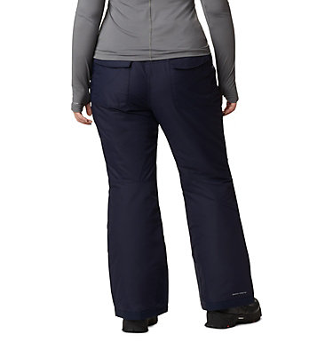 Women's Bugaboo™ Omni-Heat™ Pants - Plus Size Bugaboo™ OH Pant | 031 | 3X, Dark Nocturnal, back