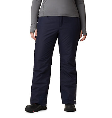Women's Bugaboo™ Omni-Heat™ Pants - Plus Size Bugaboo™ OH Pant | 031 | 3X, Dark Nocturnal, front