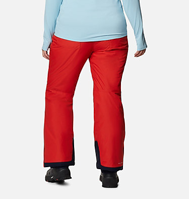 Women's Bugaboo™ Omni-Heat™ Pants - Plus Size Bugaboo™ OH Pant | 031 | 3X, Bold Orange, back