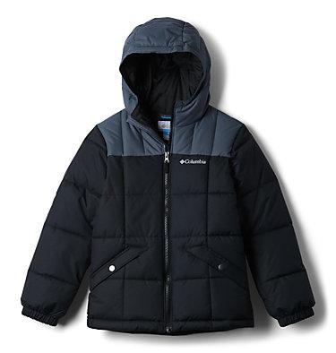 Boy's Gyroslope™ Ski Jacket Gyroslope™ Jacket | 010 | XS, Black, front
