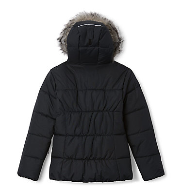 Girl's Gyroslope™ Ski Jacket Gyroslope™ Jacket | 016 | L, Black, back