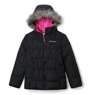 Girl's Gyroslope™ Ski Jacket Gyroslope™ Jacket | 016 | L, Black, front