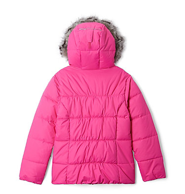 Girl's Gyroslope™ Ski Jacket , back