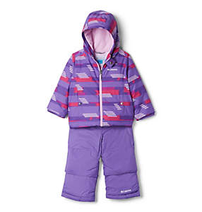 Toddler Frosty Slope™ Snow Set