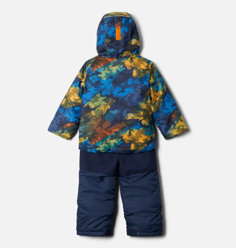 Toddler Frosty Slope™ Snow Set Toddler Frosty Slope™ Snow Set, back