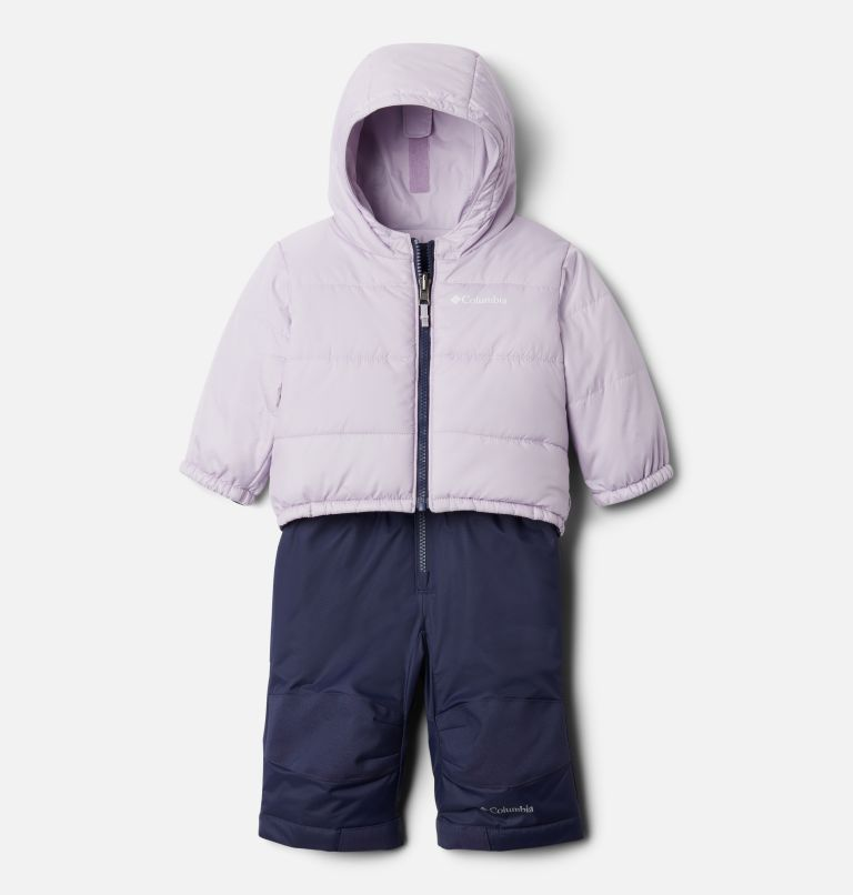 Double Flake™ Set | 466 | 6/12 Infant Double Flake™ Snow Set, Nocturnal, Pale Lilac, a1