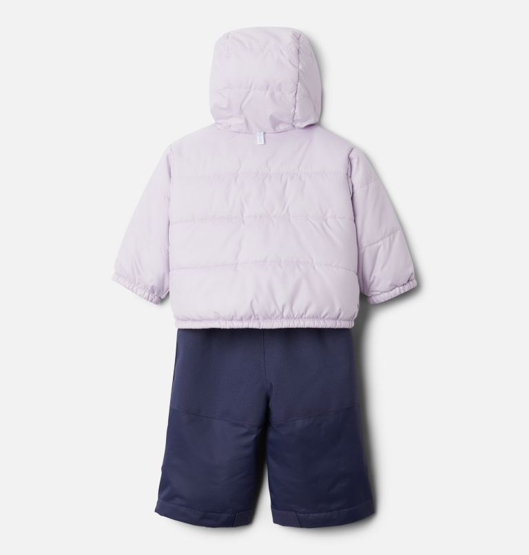 Double Flake™ Set | 466 | 6/12 Infant Double Flake™ Snow Set, Nocturnal, Pale Lilac, a2
