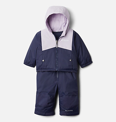 Ensemble Double Flake™ pour enfant Double Flake™ Set | 010 | 6/12, Nocturnal, Pale Lilac, front