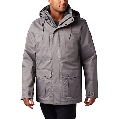 Men's Horizons Pine™ Interchange Jacket Horizons Pine™ Interchange Jac | 023 | L, City Grey, front
