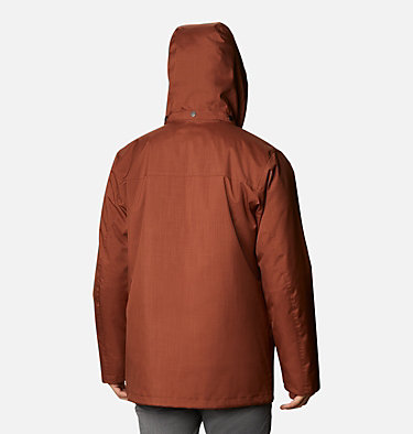 Men's Horizons Pine™ Interchange Jacket Horizons Pine™ Interchange Jac | 023 | L, Dark Amber, back